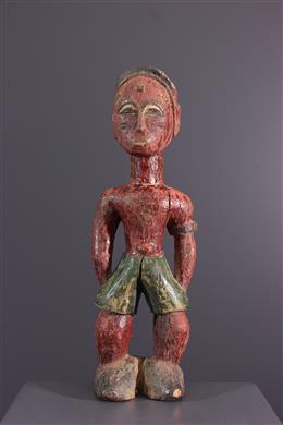 African art - Baule Waka Sona statue