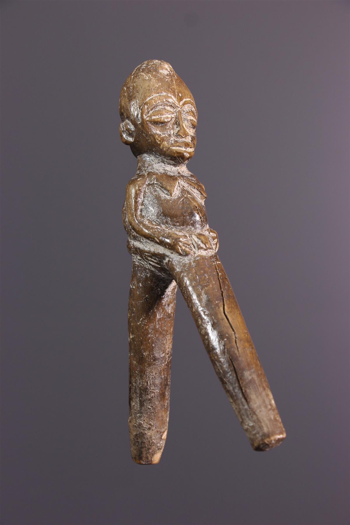 Lobi Slingshot - African art