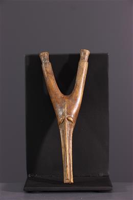 African art - Senoufo slingshot