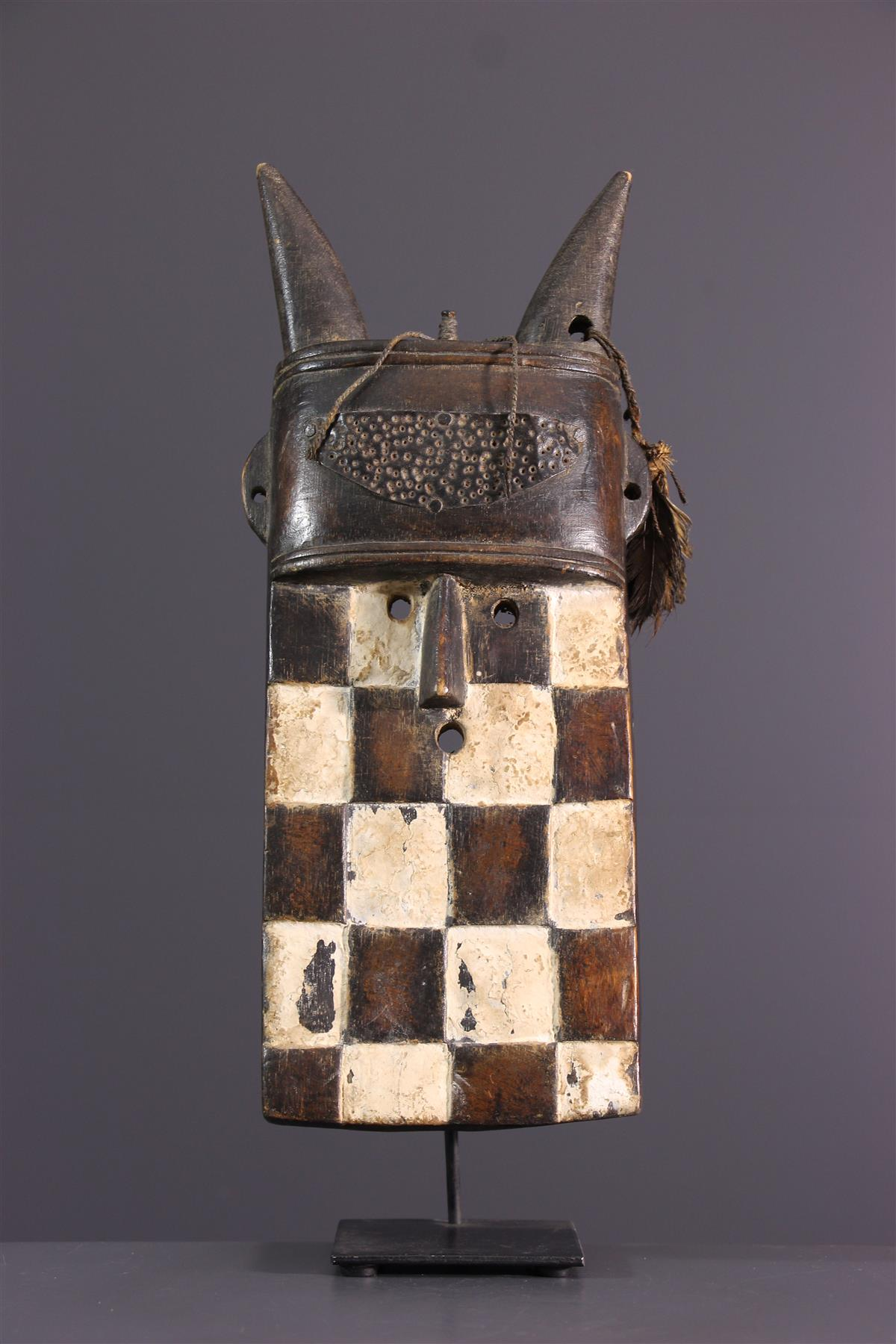 Toma small mask - African art