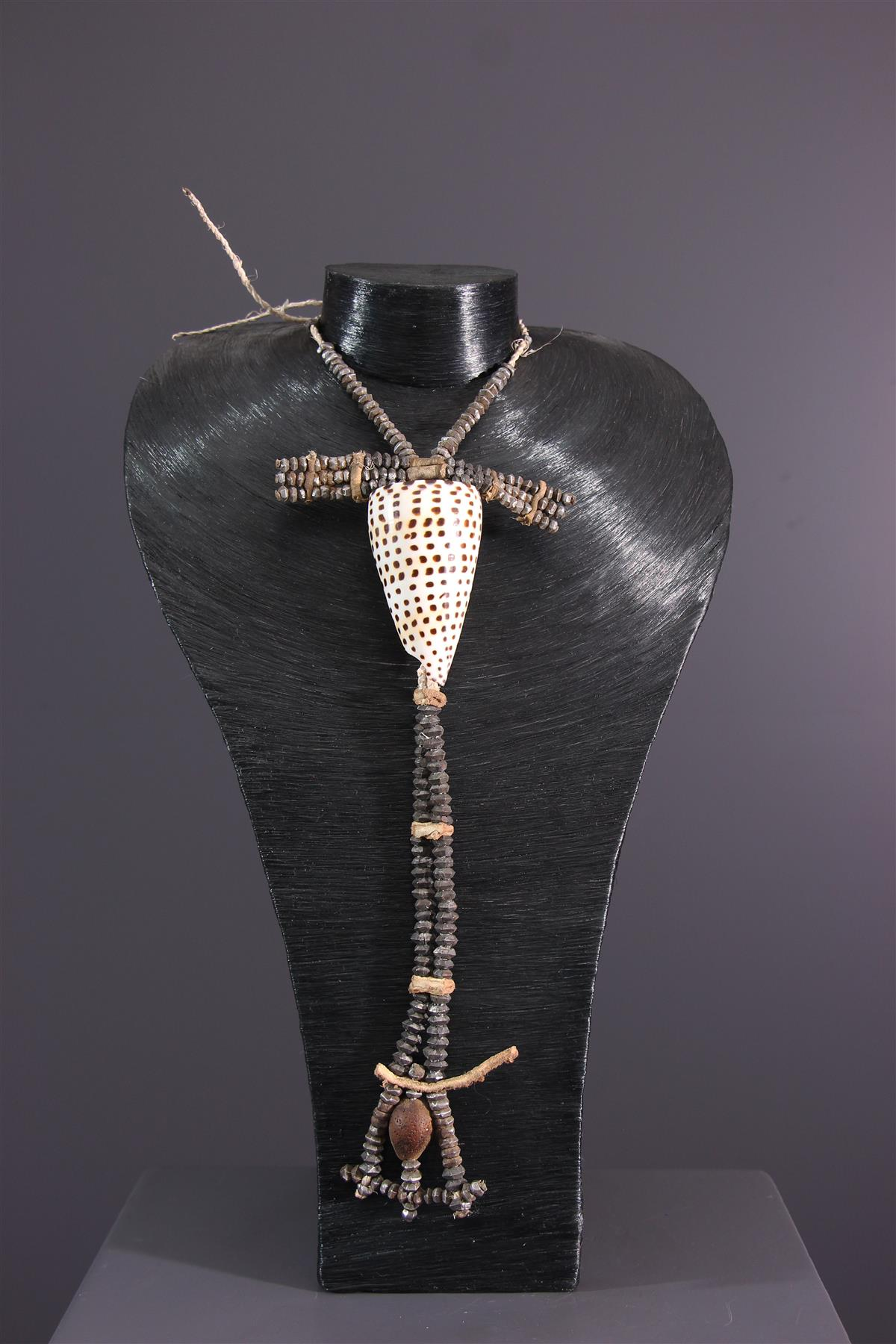 Himba necklace - African art