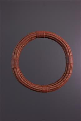 Traditional Himba necklace in copper