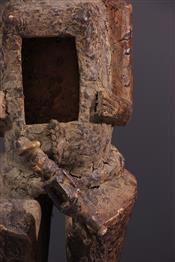 Statues africainesTeke statue