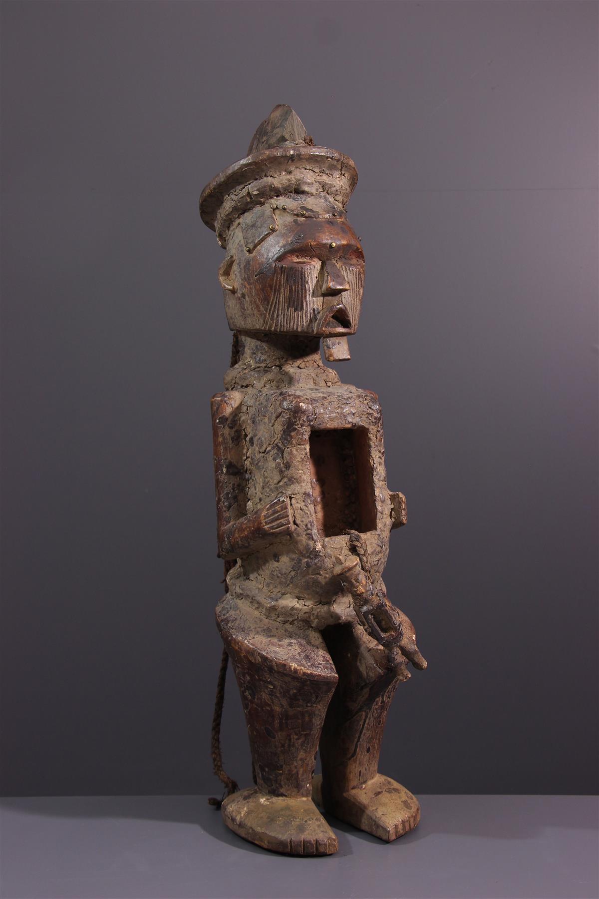 Teke statue - African art
