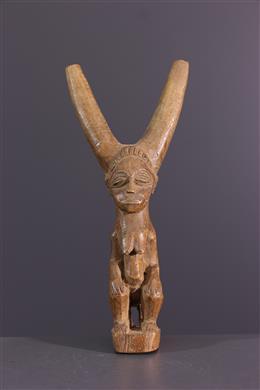 African art - Baoule, Baoulé slingshot