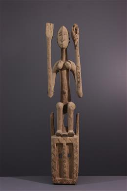 African art - Dogon Satimbe mask