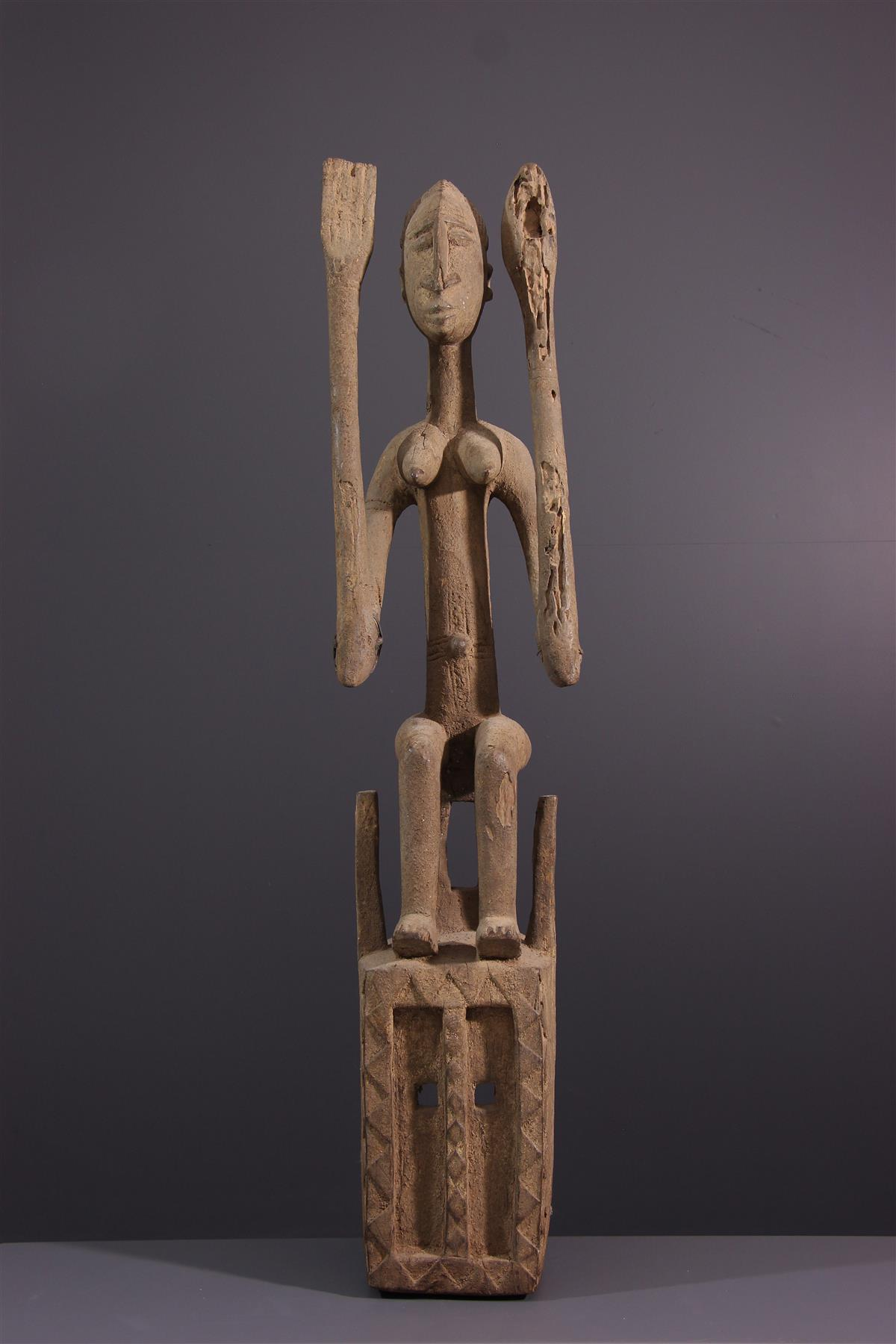 Dogon mask - African art