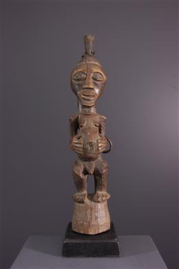 African art - Songue Nkishi statue
