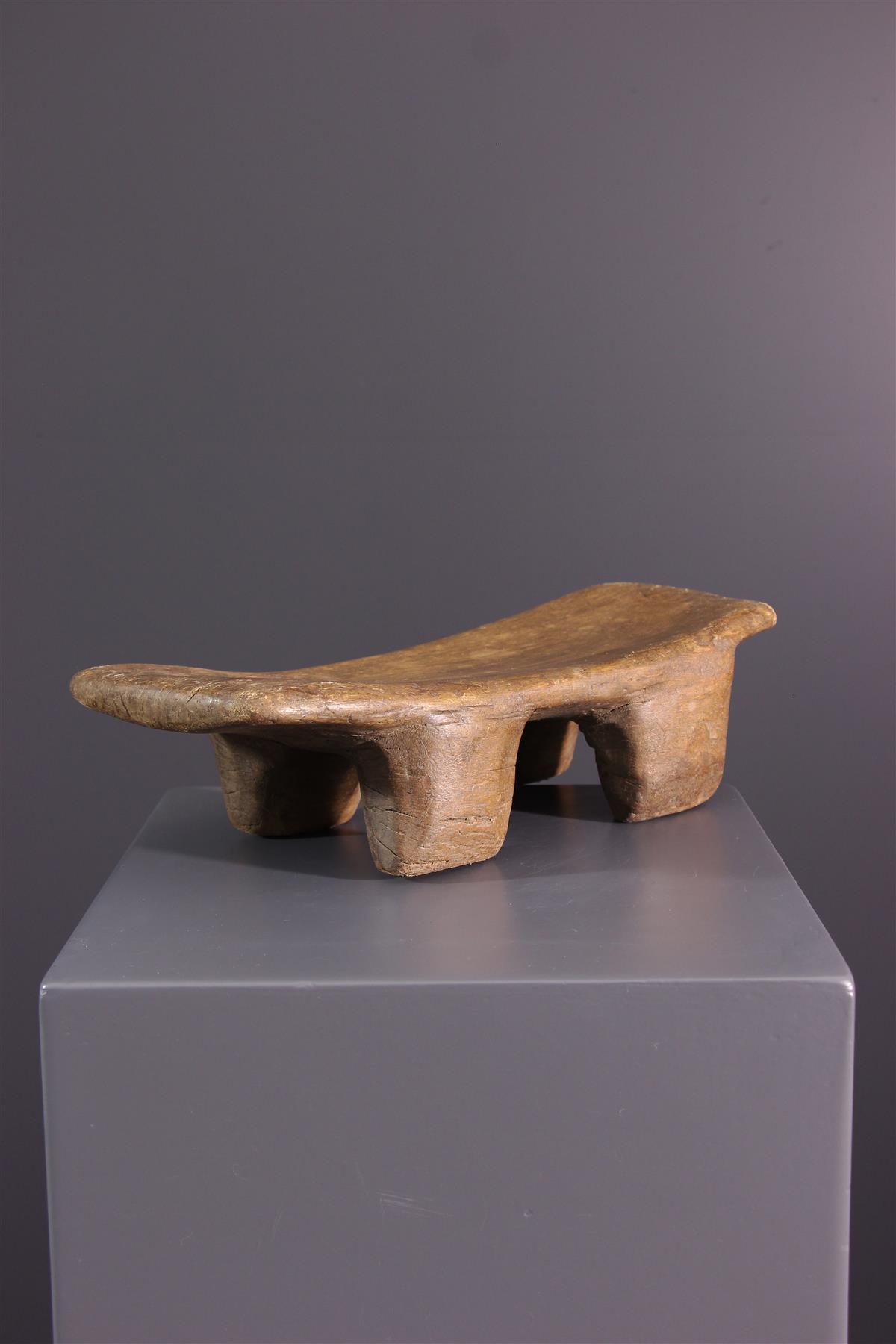 Senoufo stool - African art