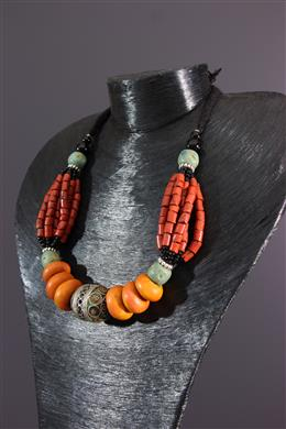 Amazigh tribal necklace