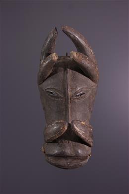 African art - Animal mask Gouro/Bété du Dje