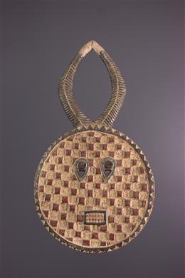 African art - Kplé kplé of Goli Baoule mask