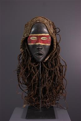 African art - Dan Zakpei, Zakpai mask