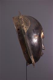 Masque africainMoon mask