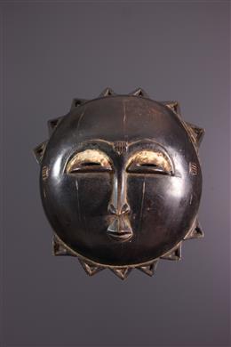 Baule/Yaure mask
