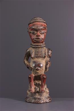 African art - Totemic figure Kuyu, Kouyou