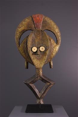 African art - Kota Mbulu Ngulu reliquary figure