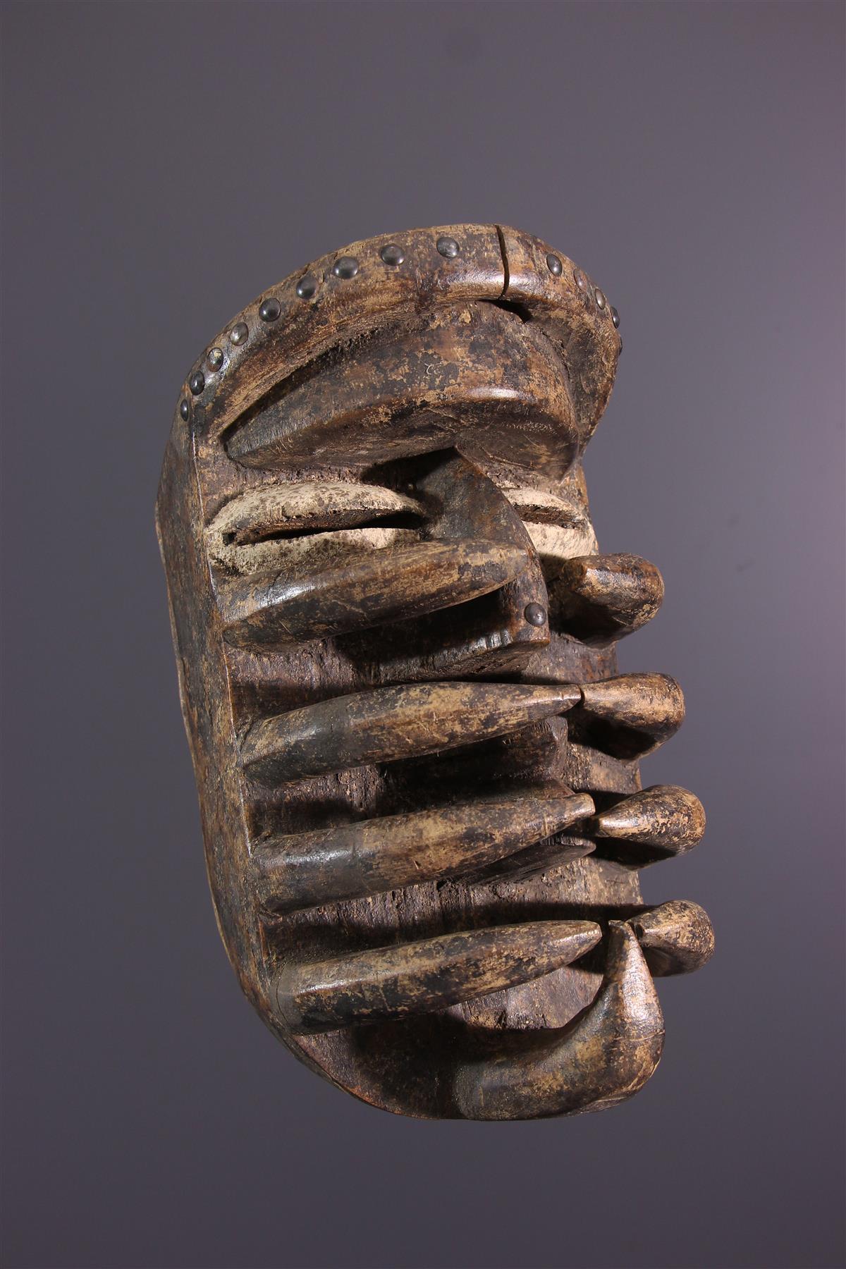 Bété mask - African art