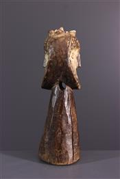 Statues africainesLega figure
