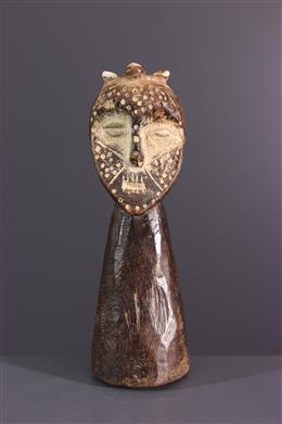 African art - Lega Iginga Janiform Bust