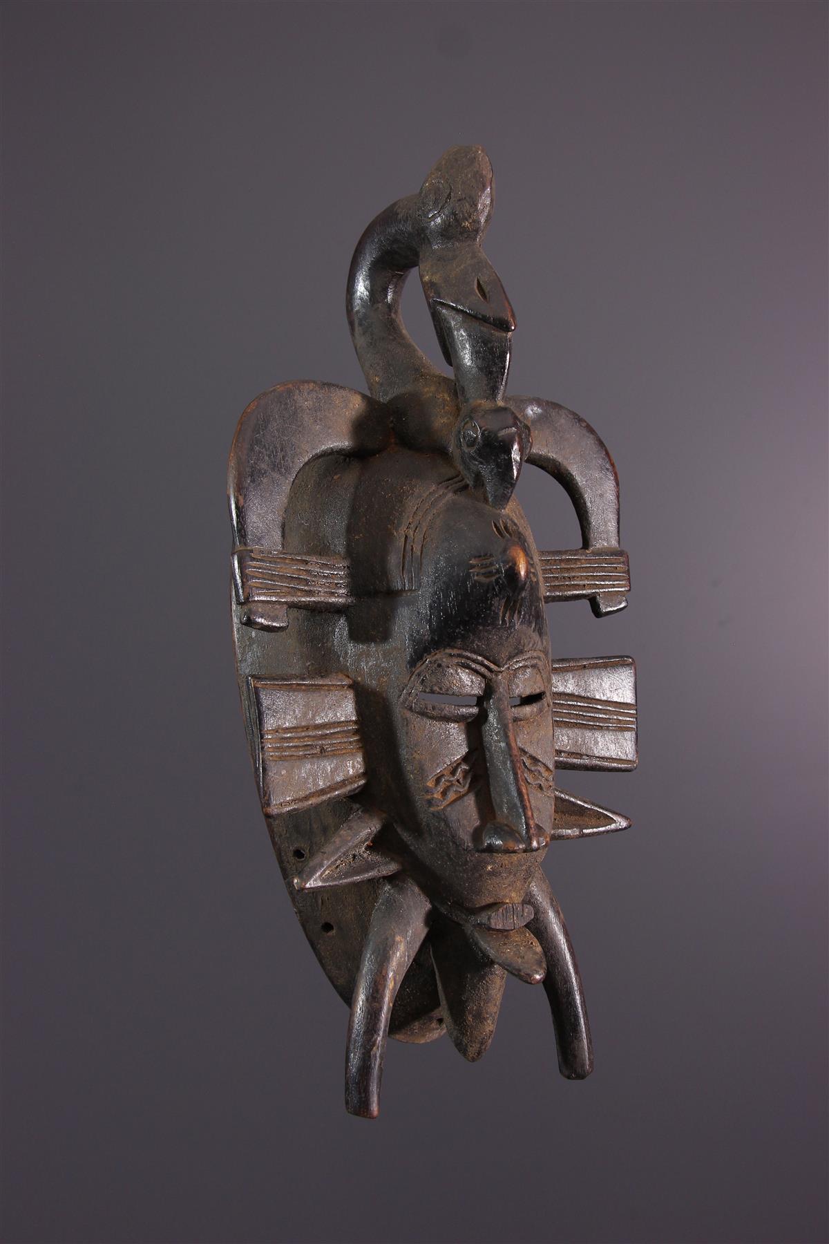 Senoufo mask - African art