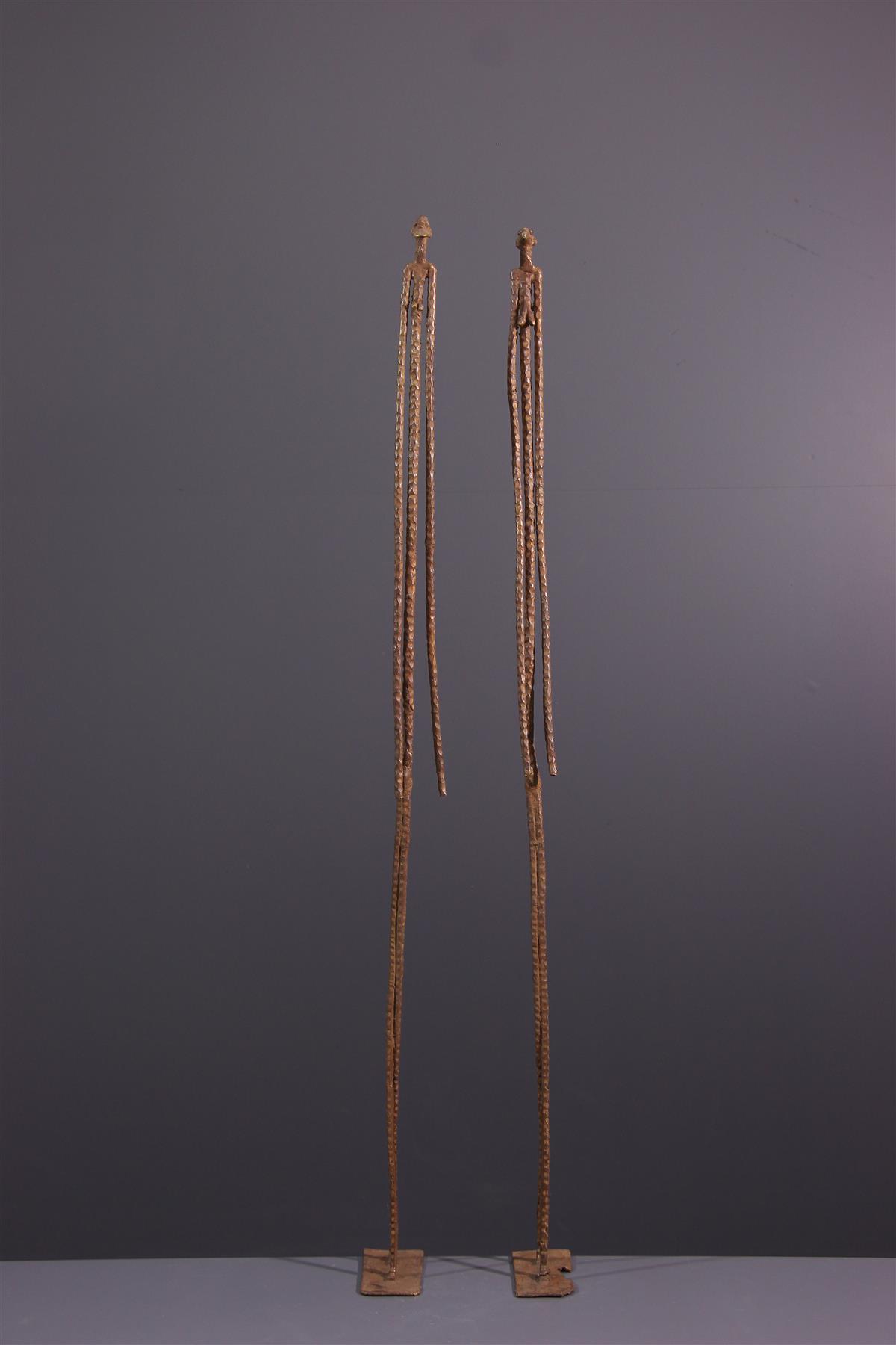 Dogon statue - African art