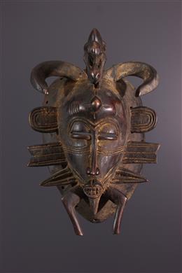Senoufo Kpeliye mask