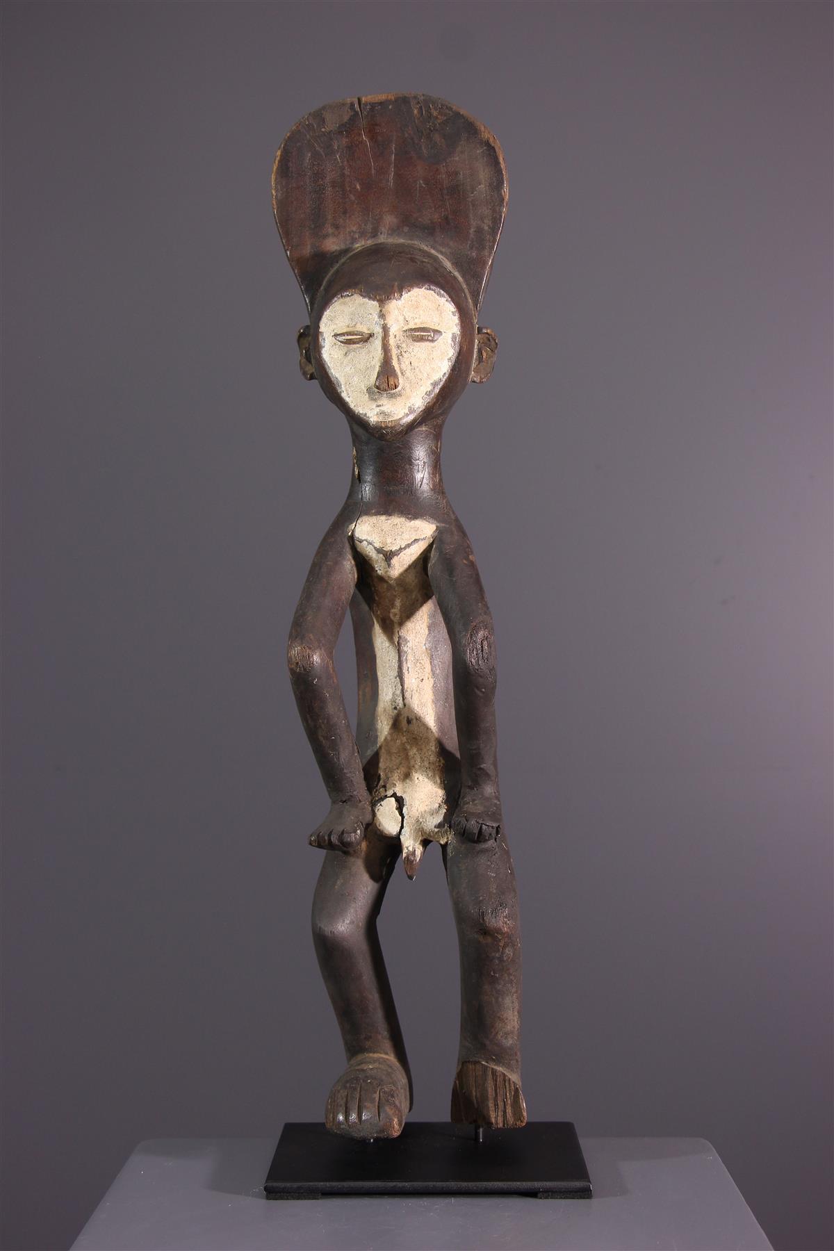 Mbole statue - African art