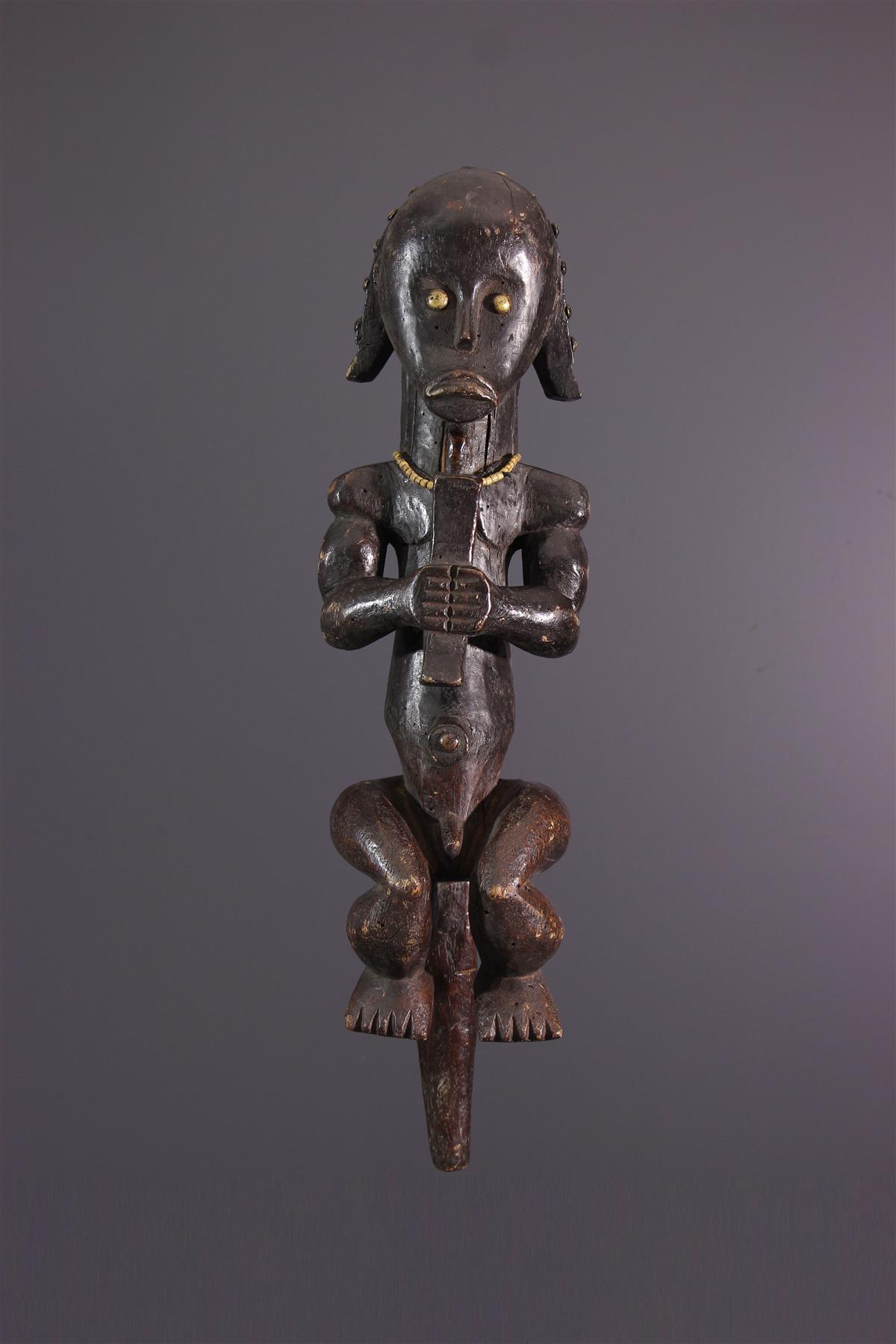 Fang statue - African art
