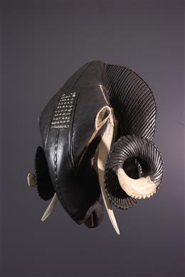 African art - Baule, Baoulé animal mask
