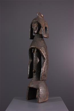 African art - Mumuye Lagalagana statue