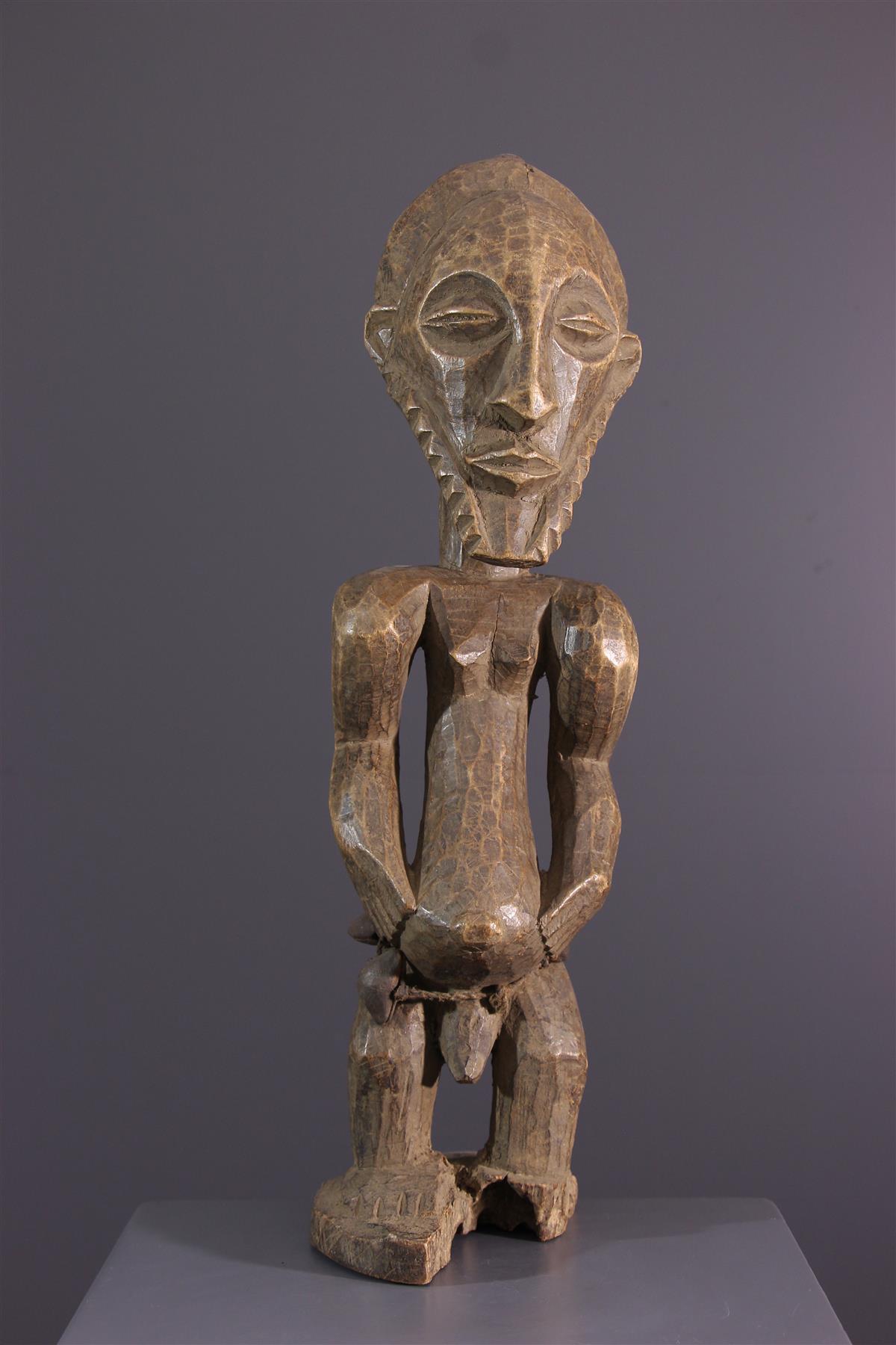 Buyu statue - African art