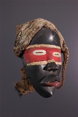 African art - Dan Zapkei mask