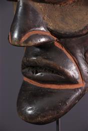 Masque africainBena Lulua mask