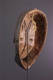 Masque africainGbandi mask