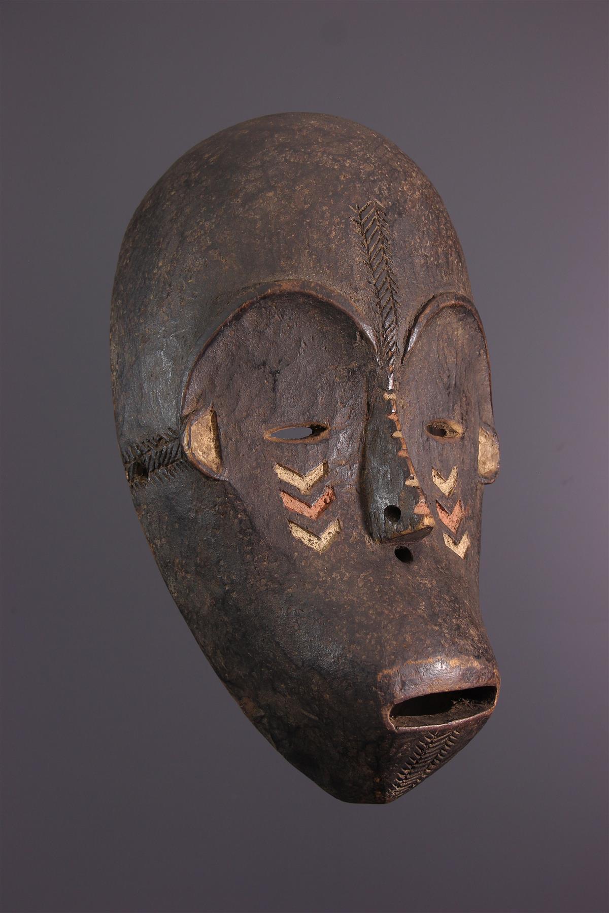 Gbandi mask - African art