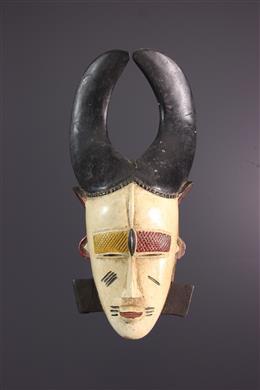 Ligbi/Djimini du Dô Siginkuru mask