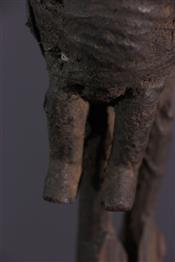 Statues africainesZigua figure
