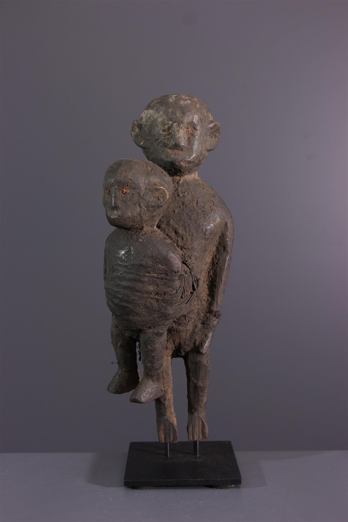 Zigua figure  - African art