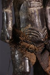 Statues africainesLwena statue