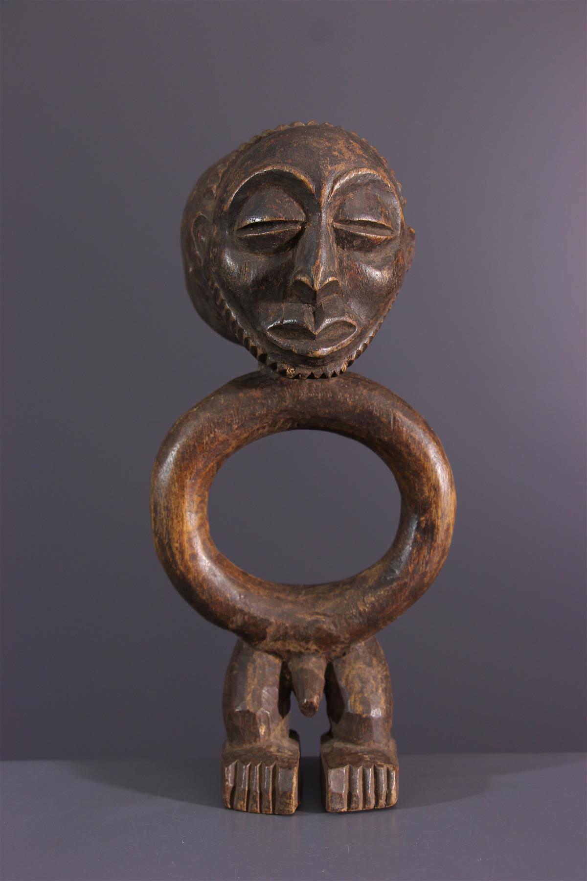 Hemba figure - African art