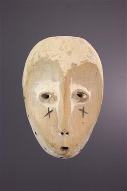 Lega du Bwami mask