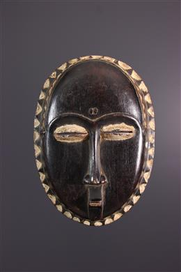 African art - Baule/Yaure Ndoma mask