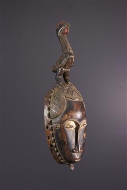Yaure Lomane, Anoman mask