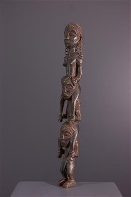 African art - Tabwa Induction Figure