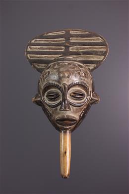 Bena Lulua mask