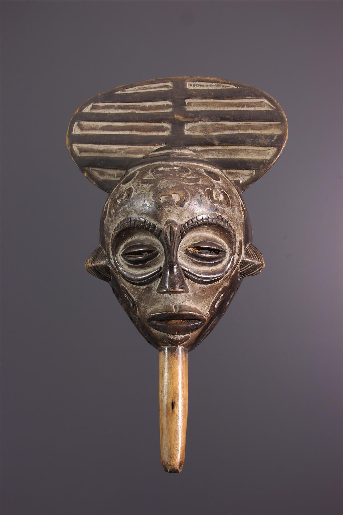 Luluwa mask - African art