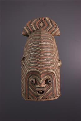 Tetela Mwadi mask