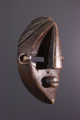 Lwalwa, Lwalu mask