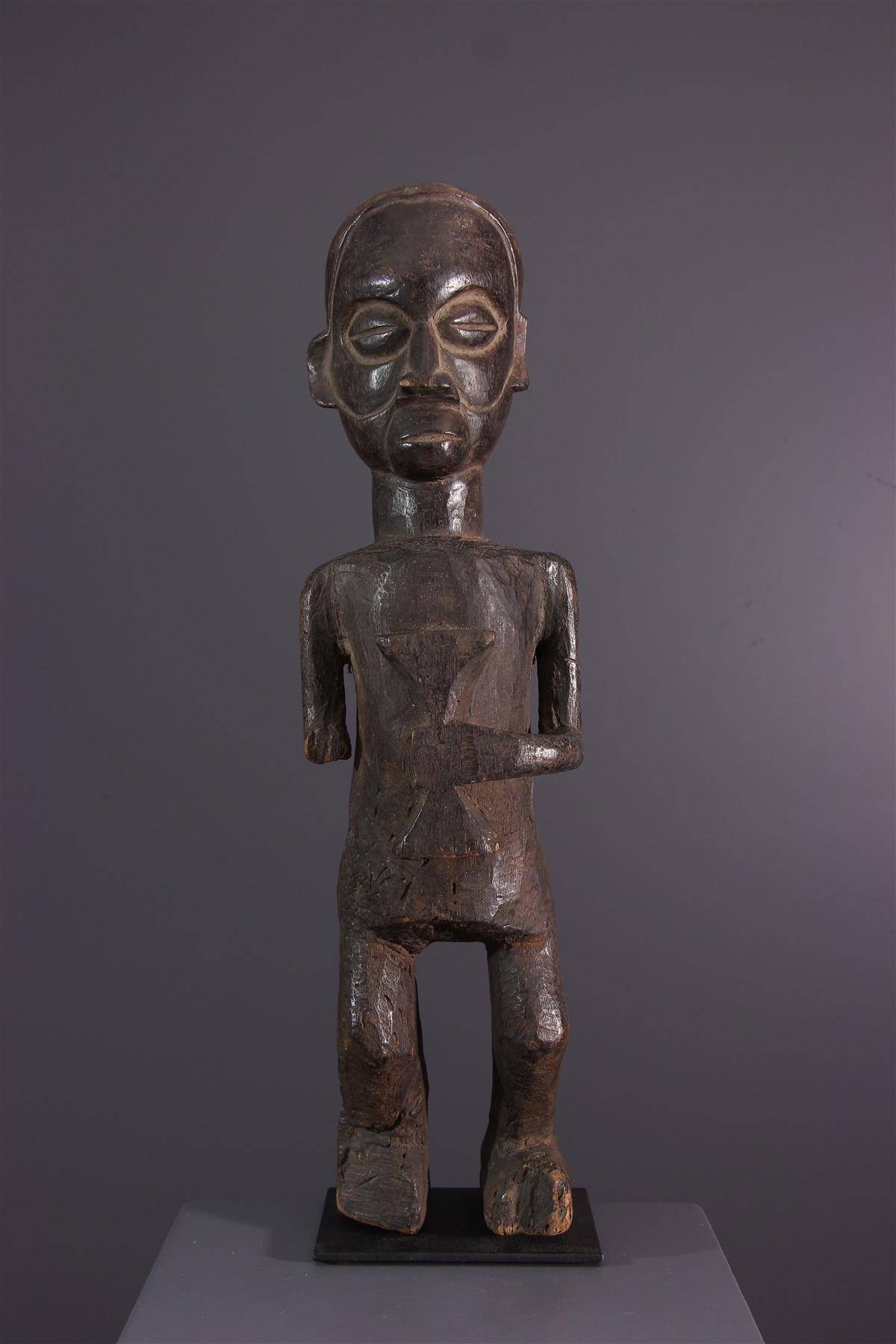 Holo statue - African art